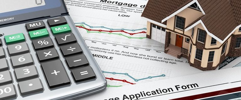 calculator with housing documents